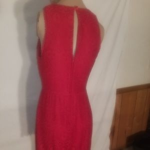 Red formal/ cocktail Dress